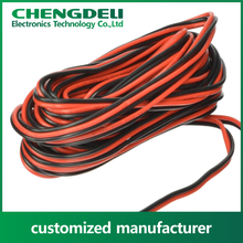 Fiberglass braided silicone rubber insulate high temperature wire and cable