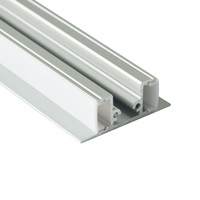 China manufacturer of high quality products led aluminum profile for furniture