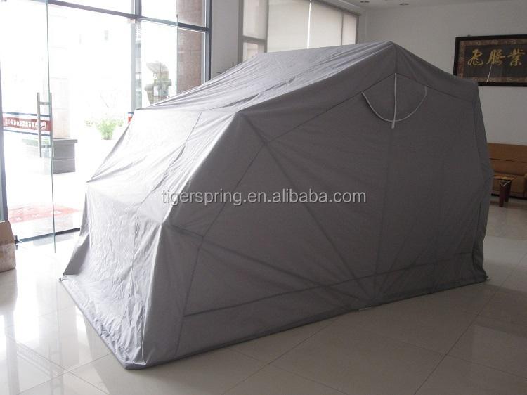 Foldable outdoor waterproof motorcycle tent cover anti uv - Motorcycle foldable garage tent cover ...