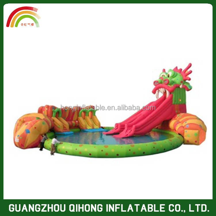 Bouncia New Inflatable Water Park For adult