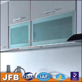 Superieur Best Selling Products In Philippines Aluminum Frame Profile Hidden Kitchen Cabinet  Door With Handles