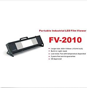 WunTai FV-2010 LED Film Viewer for X Ray Flaw Detector Detecting CE Certificate