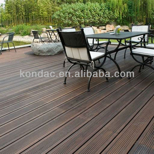 2018 New Easy Install Outdoor Bamboo Flooring Panel For