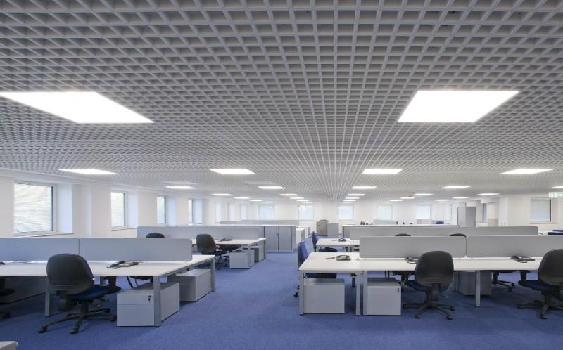 4000k 5000k 6000k White 2x2 40w Led Panel Ceiling Light