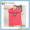Plain colour canvas warmer bag cooler bag for food lunch box