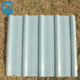 Insulation material plastic skylight transparent glass roof tile
