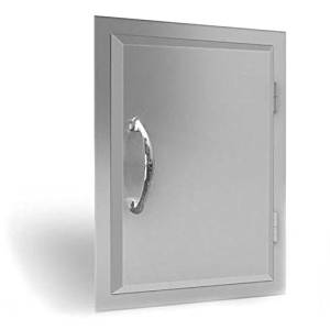 Rcs Agape Series 14 Inch Reversible Single Access Door - Vertical