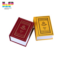 Cheap English dictionary, hardcover book printing