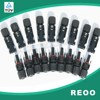 MC4 Solar Photovoltaic Connector For 2.5/4/6mm2 Solar Cable From REOO