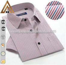 Latest fashion new men's luxury stylish button softtextile designer dress shirt