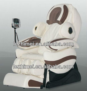 LM-918 The Best 3D Zero Gravity & Foot Roller Massage Chair in 2013