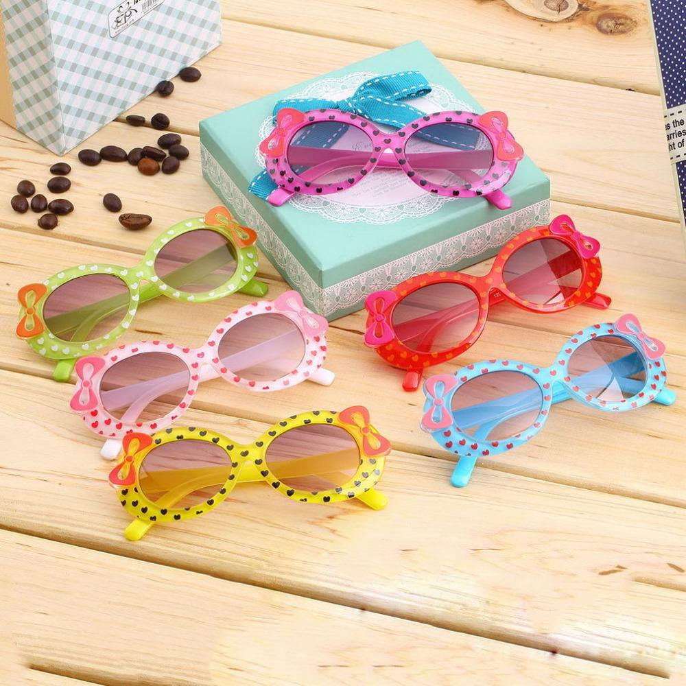Mode Baby Kinder Sonnenbrille Aus Kunststoff Sonnenbrille Mädchen ...