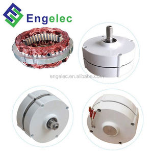 100W three phase permanent magnet generator full copper PMG permanent magnetic motor free energy