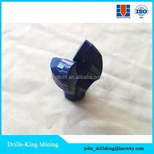 pdc roof bolt bits mining bit two wing 1inch PDC anchor shank drill bit