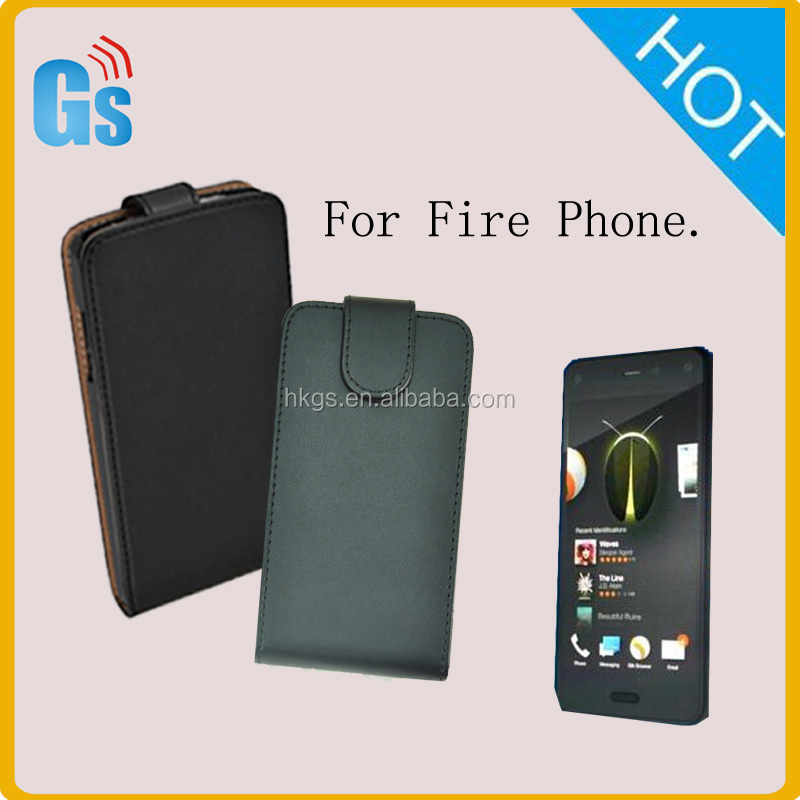Vertical Flip Leather Case For Amazon Fire Phone Cover