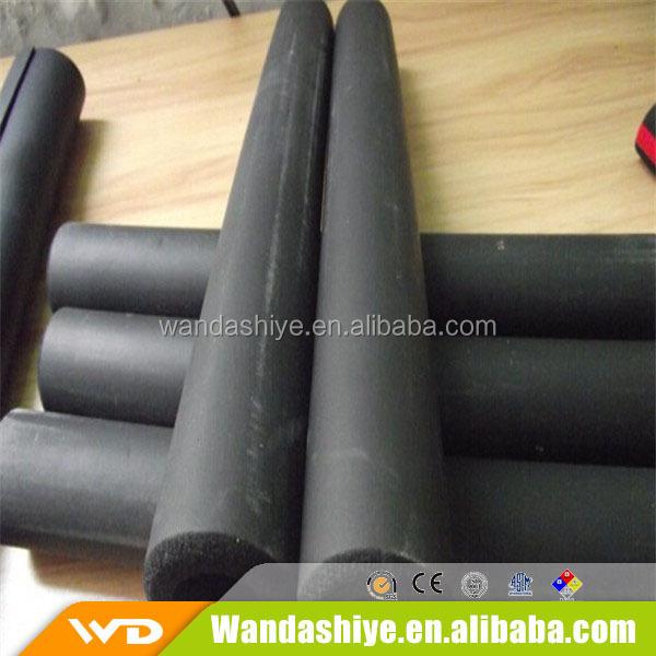 nitrile rubber foam insulation pipe for direct export to Brazil
