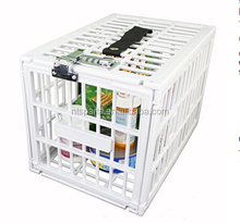 eco-friendly plastic food storage box with lock