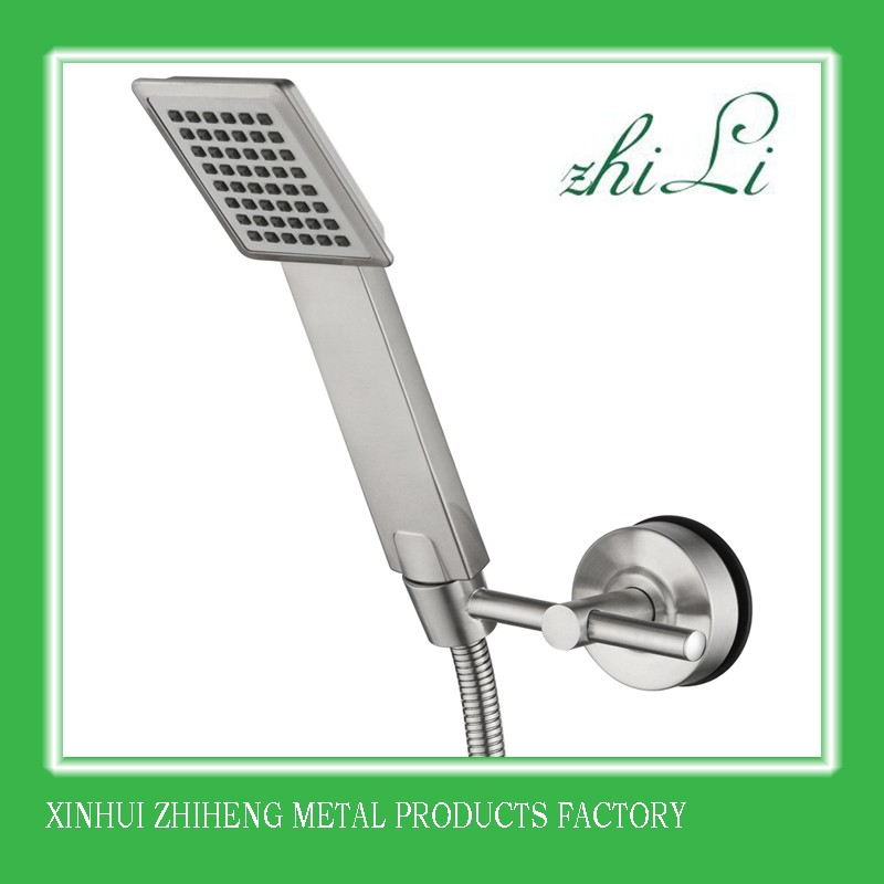 Stainless Steel Bathroom Accessory Shower Head Holder