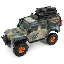 4X4 סורק 1/10th מלא בקנה מידה <span class=keywords><strong>RC</strong></span> טיפוס רכב SUV vs Traxxas TRX4