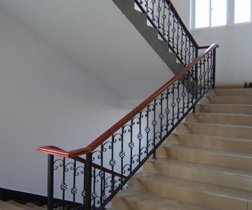 Utilisation Scolaire Moderne Rampes D\'escalier Conception Simple Ntis-007y  - Buy Rampes D\'escalier Modernes,Balustrades D\'escalier Modernes ...
