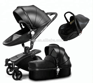 2018 most fashion 3 in 1 baby buggy and pretty baby stroller made in china