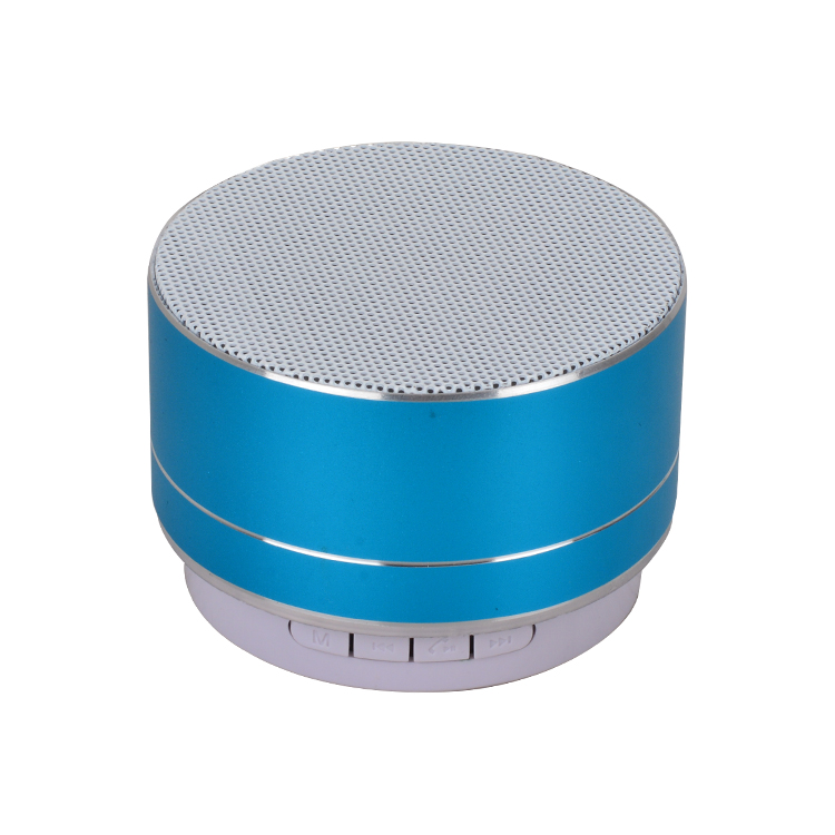 Fábrica de Som Subwoofer de Música Colorido Blue Tooth A10 Bass Speaker Com Lâmpada Led