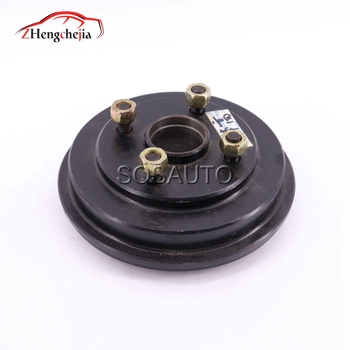 Hot selling Auto part rear brake drum 1034001536 For Geely