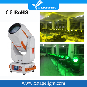 New design 260W Lamp Led moving Imported head beam Light for club,stage,DJ,bar