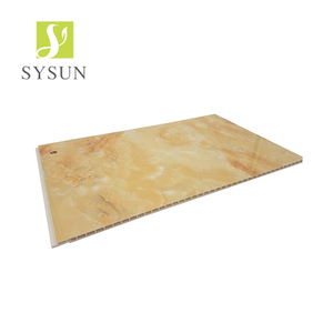 New construction material waterproof lightweight pvc ceiling board