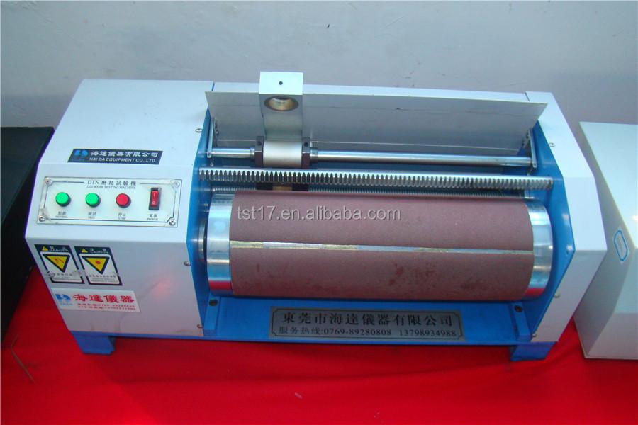 Din-53516 Rubber Abrasion Resistance Tester - Buy Rubber ...