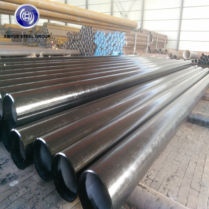 oil pipemild steel/acero pipes API 5L Dsaw steel pipes