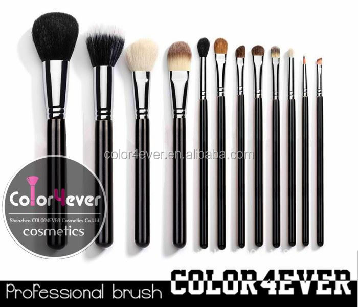 Wholesale High Quality Synthetic 12pcs Private Label Makeup ...