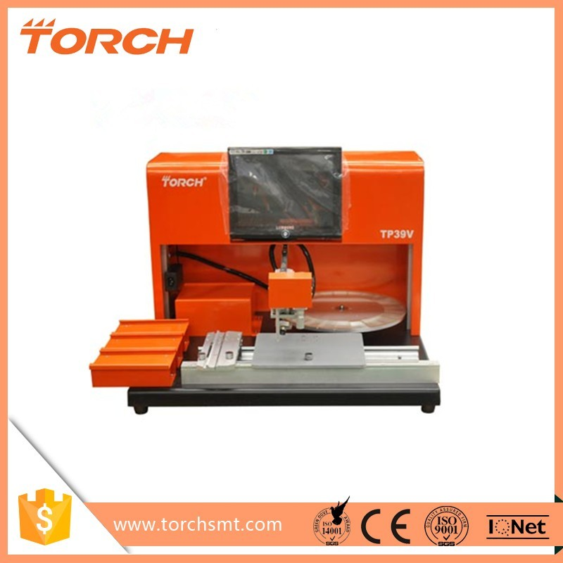 manual chip mounter,manual pick &place machine TP39V