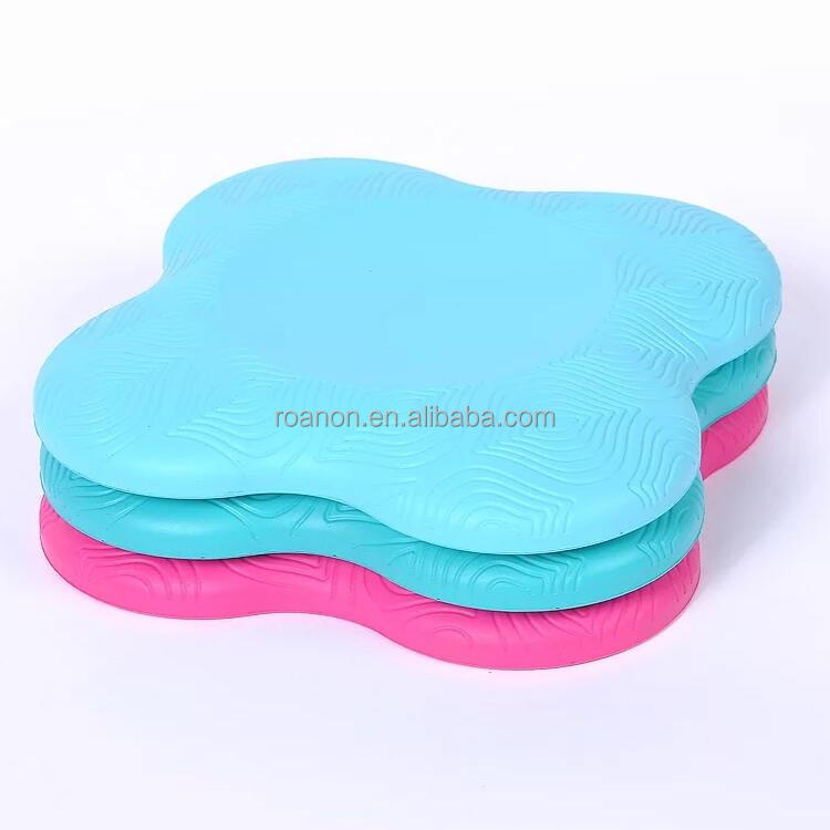 kneeling pad youga mat PU foam yoga knee pad manufacturer REACH approved