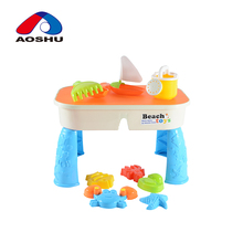 wholesale children outdoor play plastic sand water table summer toy with best choise