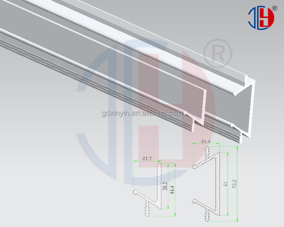 Modern v shape kitchen furniture aluminium profile pull handle modern v shape kitchen furniture aluminium profile pull handle sciox Images