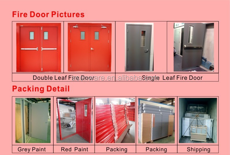 Supplier Fire Rated Wooden Door With Glass Vision Panel Buy Fire