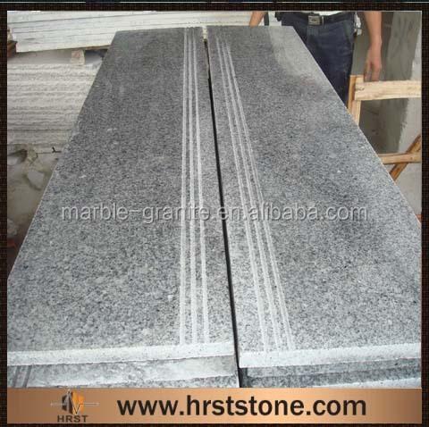 Indoor And Outdoor Grey Granite Stair Tread G640 Buy