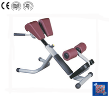 High Quality Fitness Equipment AC-A036 Roman Chair Q235 Steel Exercise Bench