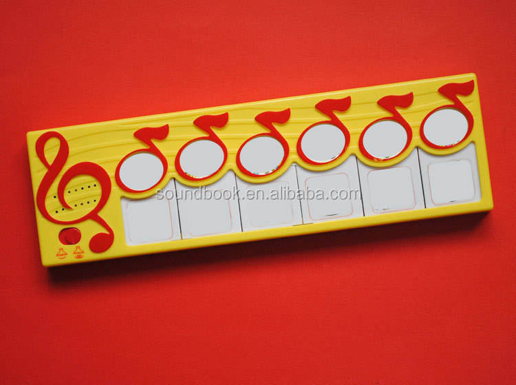 Sound module/Music pad for book/baby books Manufacturer