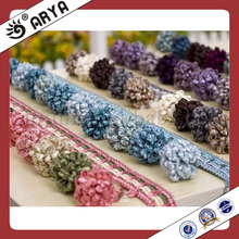 Beautiful Pompom Curtain Tassel Fringe 2014