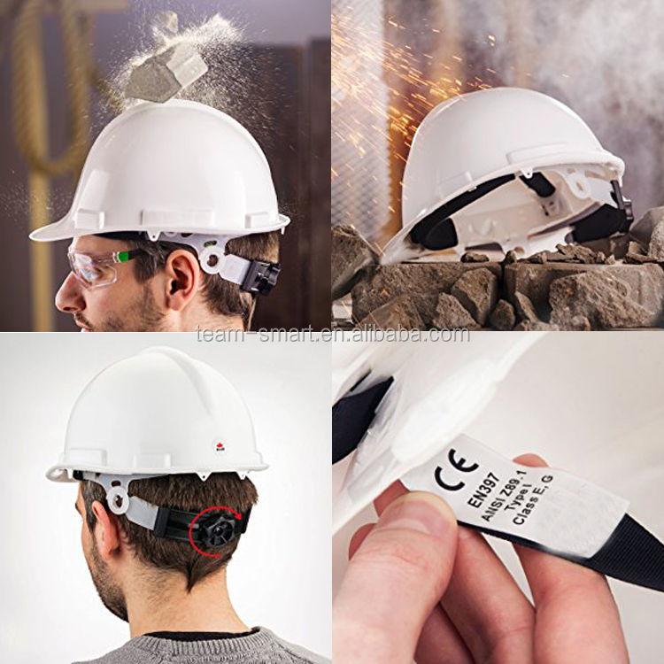 Popular Design ANSI & CE Safety Helmet Series