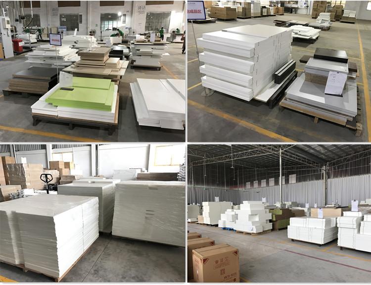 Workstation ufficio cubicolo partizione 6 persone alluminio mobili