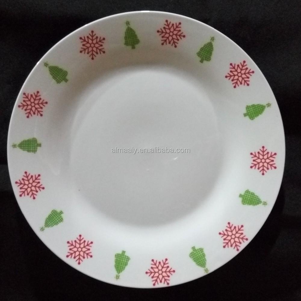 Porcelain Custom Printed Dinner Plates Porcelain Custom Printed Dinner Plates Suppliers and Manufacturers at Alibaba.com & Porcelain Custom Printed Dinner Plates Porcelain Custom Printed ...