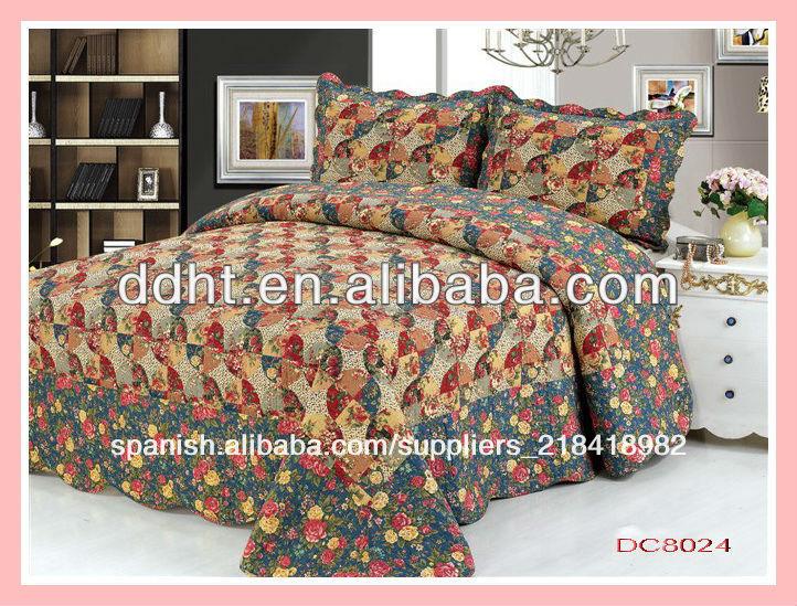 Patchwork plaid conjuntos de ropa de cama 2013 decorativo hermoso ...