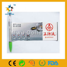 plastic ballpen,promotional gifts,logo printed retractable cheap banner pen
