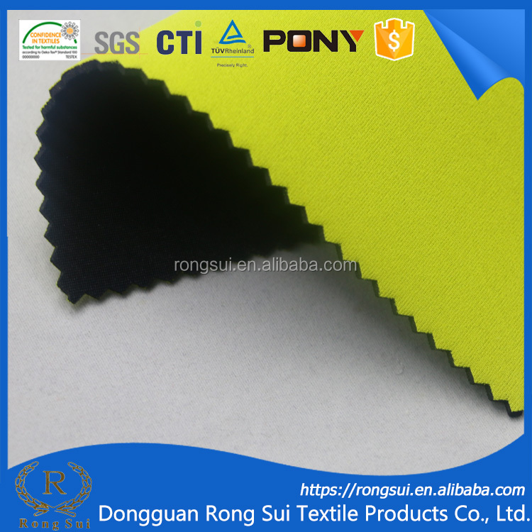 New Hot-sale low price china factory direct sale neoprene fabric with polyester