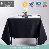 modern Guangzhou dining table cloth/table cover/chair covers for eliya