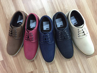 2016 fashion jeans shoes for mens dress in four season spring summer autumn and winter