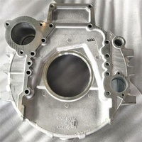 3974512 5253950 Original Diesel Engine Spare Parts ISL ISLE L375 Flywheel Housing For Dongfeng Truck